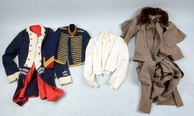Lot Of 4: Reproduction Uniforms.