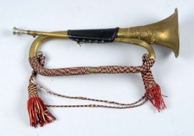 French Military Bugle.