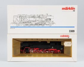 Marklin No. 3309 Locomotive.