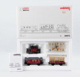 Marklin No. 28972 Train Set.