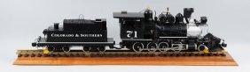 Accucraft Colorado & Southern Locomotive & Tender