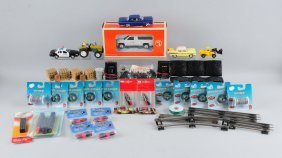 Lot Of Assorted Train Items.
