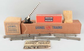 Lionel Train Lionel Tracks And Accessories.