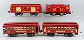 Lionel No. 8 Passenger Set.