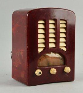 Emerson Bakelite Radio.