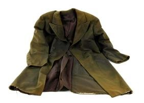 Civilian Double Breasted Frock Coat.