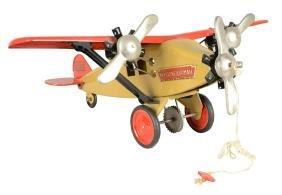 Keystone Airmail Tri-Motor Plane