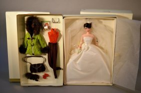 Fashion Model Collection Doll And Fashion Set