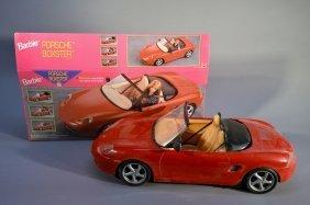 Porsche Boxter Car