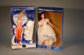 Lot Of 2 Barbies