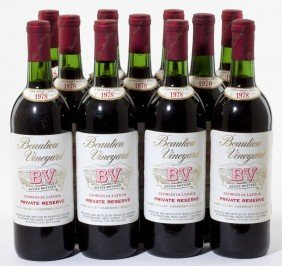 1970 & 1978 BV - Georges De Latour Private Reserv
