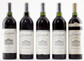 1982, 1984 & 1987 Monticello Vineyards