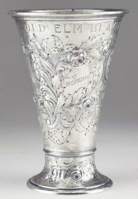 Gorham Sterling Silver Trophy Vase