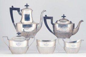 Gorham Sterling Silver Tea & Coffee Service