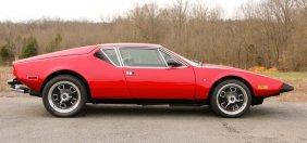 1972 Pantera De Tomaso