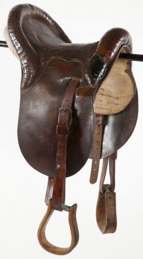 Kentucky Style Plantation Saddle