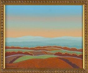 Vic Huggins (NC, 1936-2007), Blue Ridge