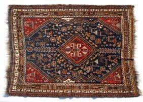 Semi-Antique Qashga'i Rug