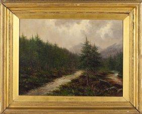 Samuel J. Barnes (Br., 1847-1901), Forest