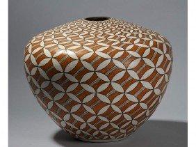 Acoma Marie Z. Chino Pottery Jar New Mexico Olla