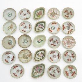 Diverse Lot Of Antique China Porcelain