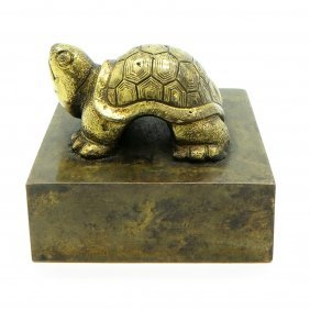 Chinese Bronze Seal
