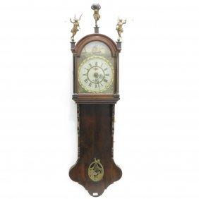 19th Century Friesland Wall Clock