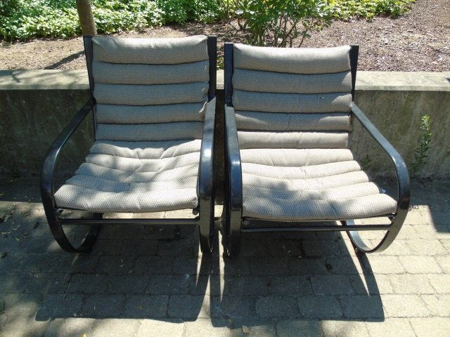 Jay Spectre for Brown Jordan Outdoor Furniture Lot 262