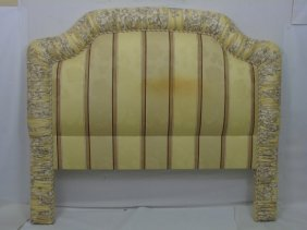 Custom Made Queen Size Upholstered Headboard