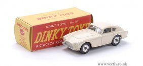Dinky No.167 A.C. Aceca Coupe