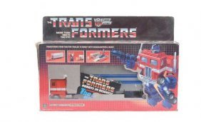 Hasbro Transformers Optimus Prime Autobot