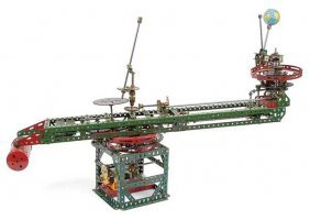 "Meccano Orrery ""Canadian Special Model No.1"""