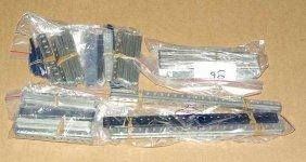 Meccano - A Quantity Of Silver Components