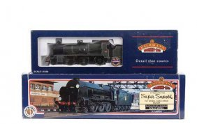Bachmann - A Pair Of SR Steam Locos