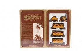 Hornby R796 Stephensons Rocket Train Pack