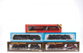 OO Gauge LMS Steam And Diesel Locos