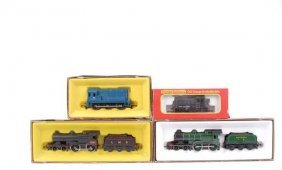 Hornby Railways Steam & Diesel Locos