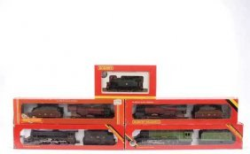 Hornby Railways - A Group Of Steam Locos