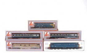 Lima - A Group Of BR Diesel Locos