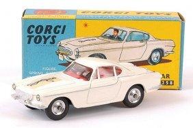 """Corgi No.258 """"The Saint's"""" Volvo P1800"""