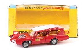 """Corgi No.277 """"The Monkees"""" Monkeemobile"""