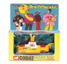 "Corgi No.803 ""The Beatles"" Yellow Submarine"
