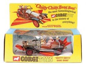 """Corgi No.266 """"Chitty Chitty Bang Bang"""""""