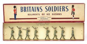 Britains-Set1542-N.Z. Infantry [Post War Version]