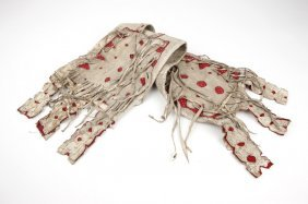 Apache Indian Miniature Saddle Bags