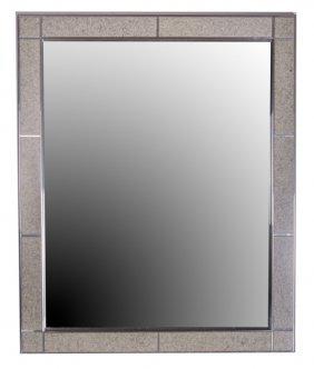 Art Deco Tile Frame Mirror