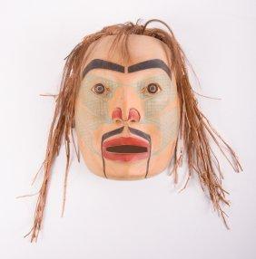 Freda Diesing Tribal Mask