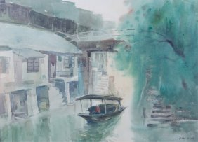Dong Liang Chinese Watercolor