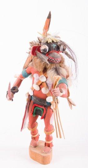 Marcus Nahee Native American Kachina