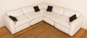Thayer Coggin Five-piece Sectional Sofa